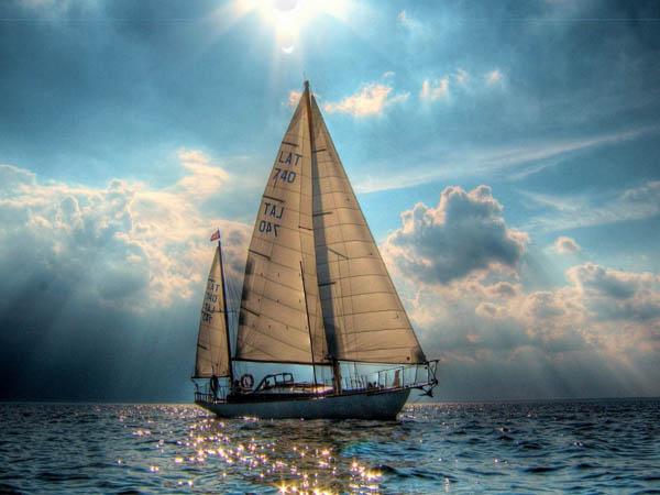 mimpi belayar