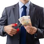 mimpi gunting duit