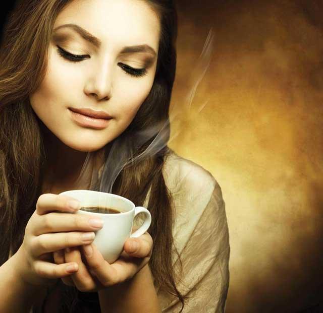 mimpi minum kopi