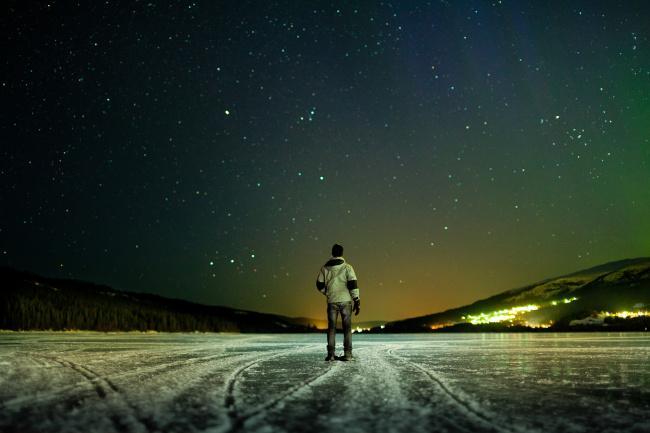 mimpi bintang di langit