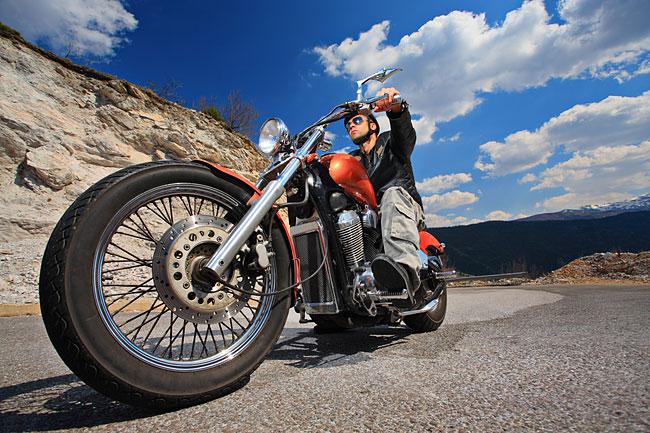 mimpi naik motor