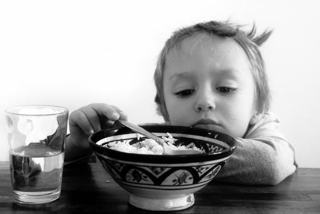 mimpi makan nasi
