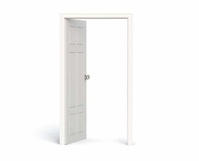 mimpi pintu terbuka